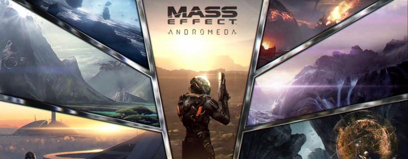 الرد على الفيديو المسرب للعبة Mass Effect Andromeda من قبل أستوديو Bioware