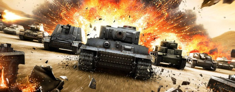 World of Tanks developers to help with an Esports union
