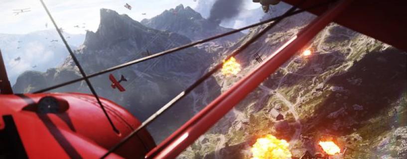 الكثير من الصور الجديدة للعبة Battlefield 1
