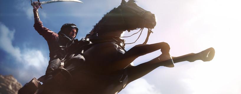 لعبة Battlefield 1 ستدعم اللغة العربية على كل الأجهزة الثلاث