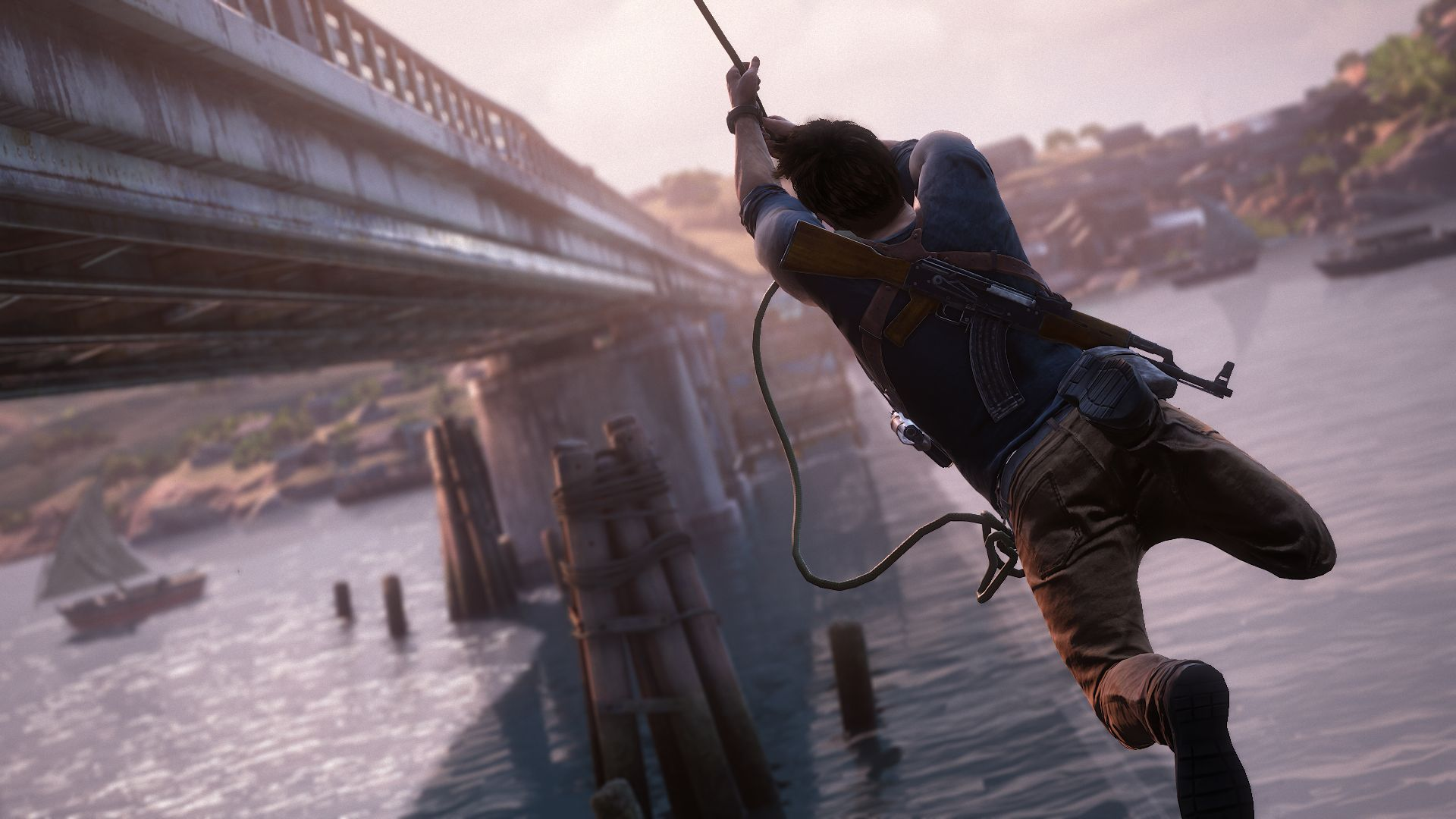 Photo of Uncharted 4: A Thief's End reviews are go and it's the best PS4 game to date