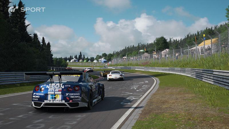 Photo of إلغاء النسخة البيتا للعبة Gran Turismo Sport