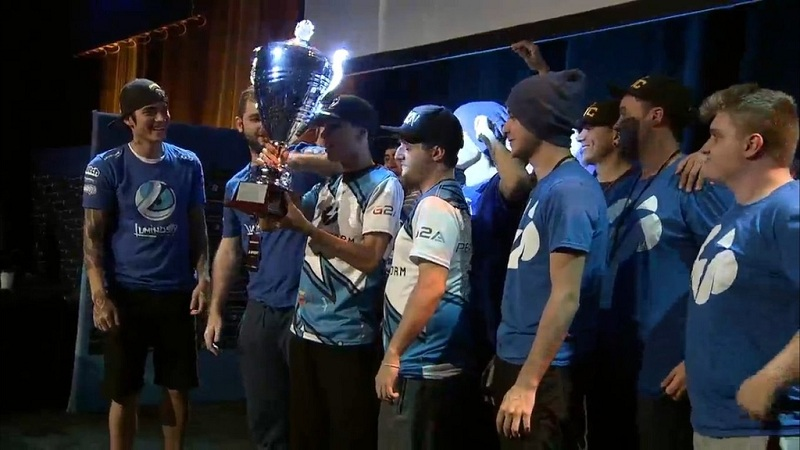 Photo of Brazilian teams put on a show at DreamHack Austin and win big