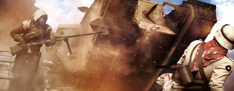 10 أشياء جديدة عن Battlefield 1 بعد حدث EA PLAY
