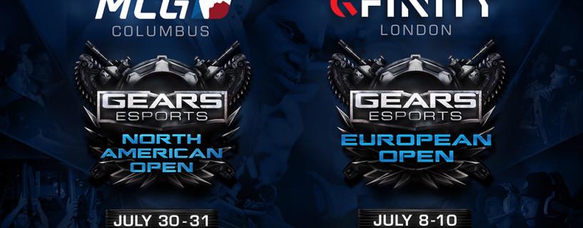 حدثان تنافسيان جديدان للعبة Gears of War على الطريق