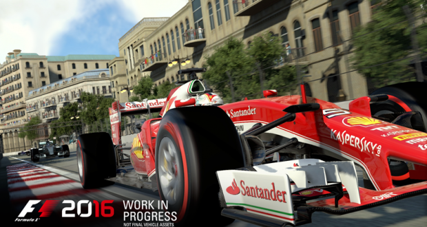 Photo of الإعلان رسميا عن F1 2016