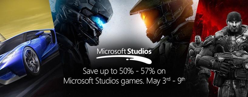 تخفيضات لعبض ألعاب استديوهات Microsoft على Xbox One و Xbox 360