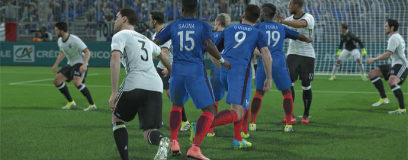 الكشف عن بعض المزايا الجديدة في لعبة PES 2017