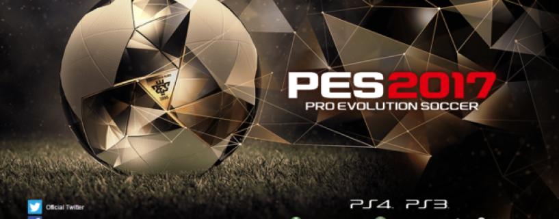 الإعلان رسميا عن PES 2017 مع الكشف عن أولى الصور