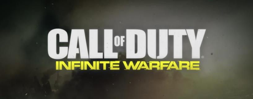 العرض الدعائي الرسمي للعبة Call of Duty Infinite Warfare
