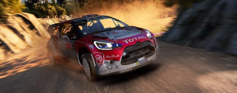 الإعلان عن WRC 6
