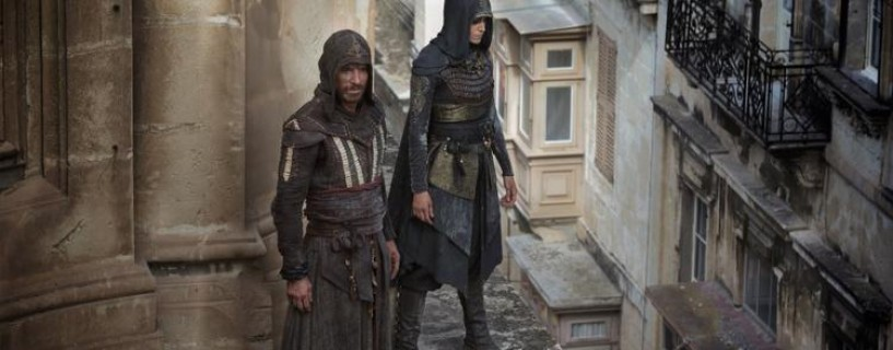 Watch the first Assassin's Creed movie trailer