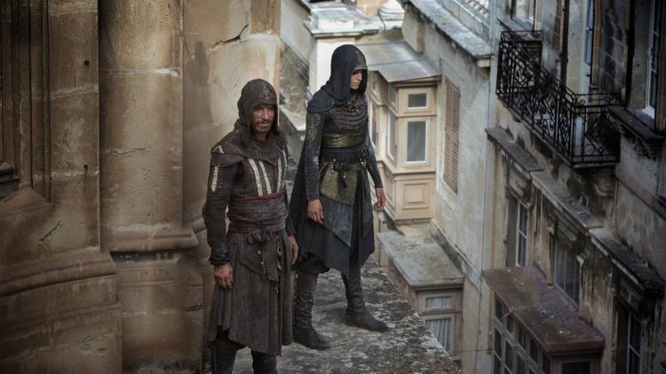 Photo of Watch the first Assassin's Creed movie trailer