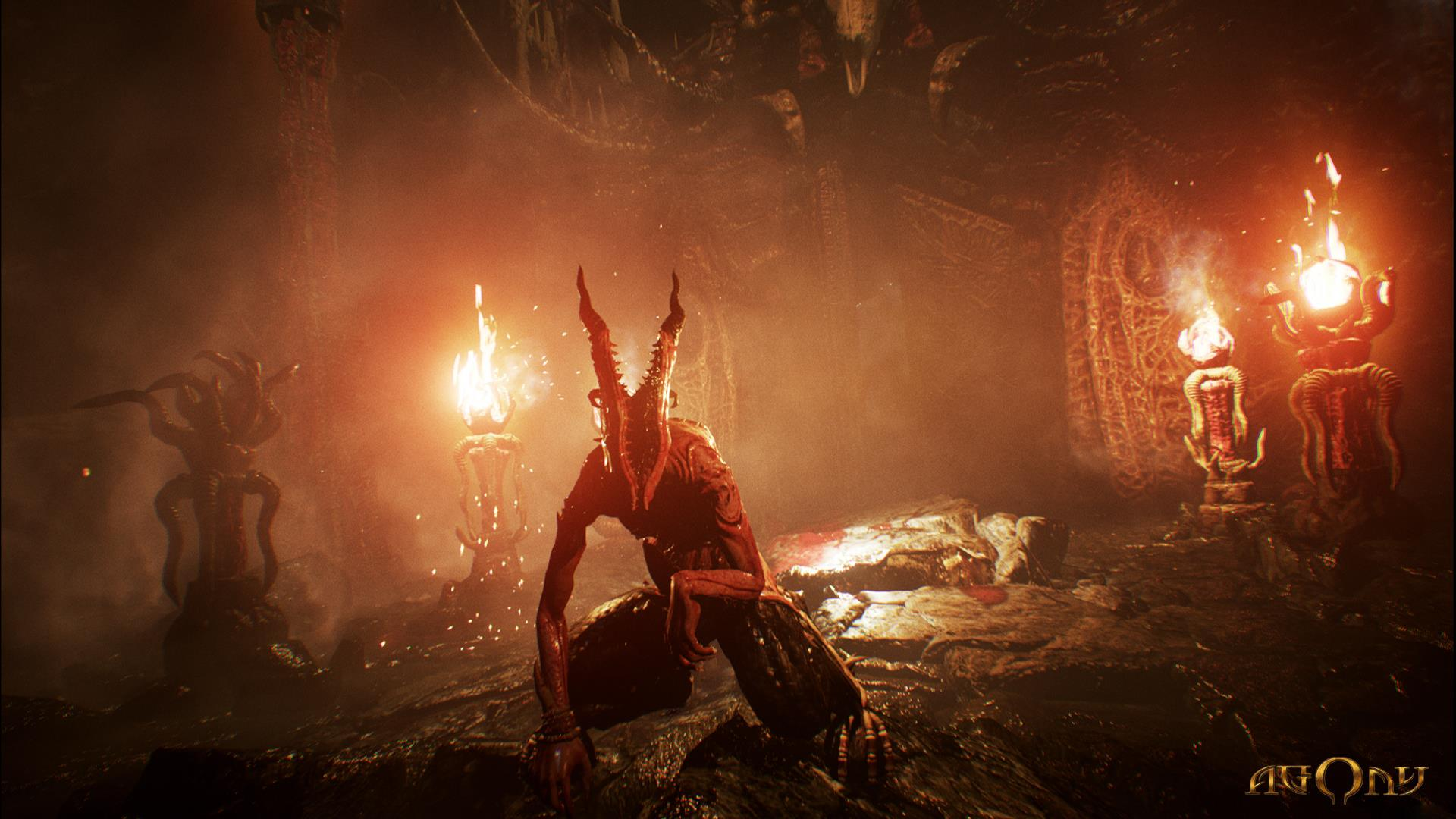 Photo of New FPS horror game from former The Witcher 3 and The Division developers revealed