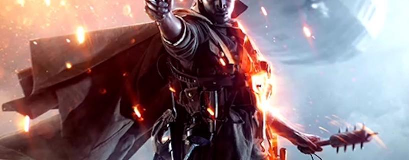 الكشف الرسمي عن Battlefield 1 وعرض أولي أكثر من مذهل للعبة