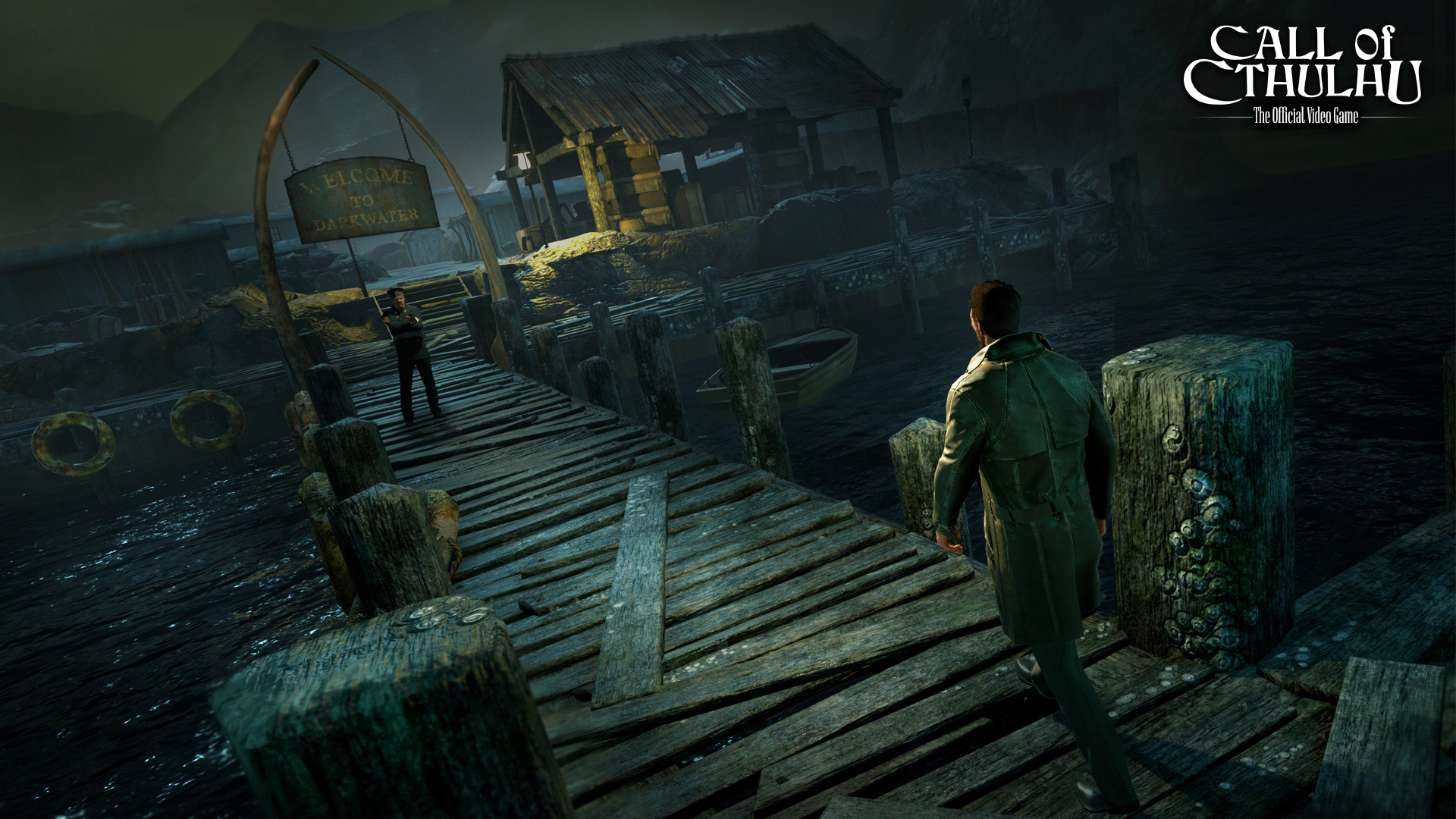 Photo of لعبة Call of Cthulhu: The Official Video Game تتحصل على أولى الصور