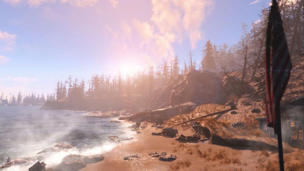 Photo of توسعة لعبة Fallout 4 الموعودة Far Harbor تحصل على عرض وتاريخ إطلاق