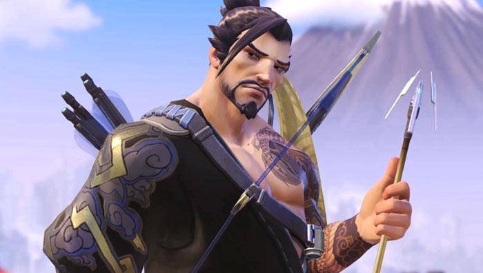 Photo of إطلاق عرض الرسوم المتحركة لشخصية Hanzo في لعبة Overwatch