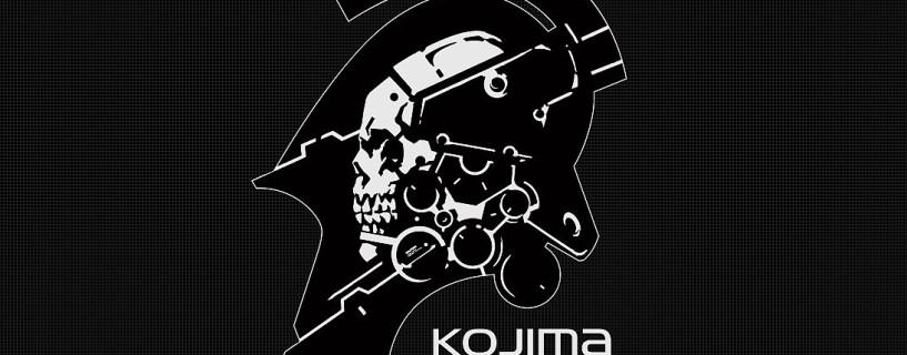 الكشف عن الشعار الكامل لاستوديو Kojima Productions