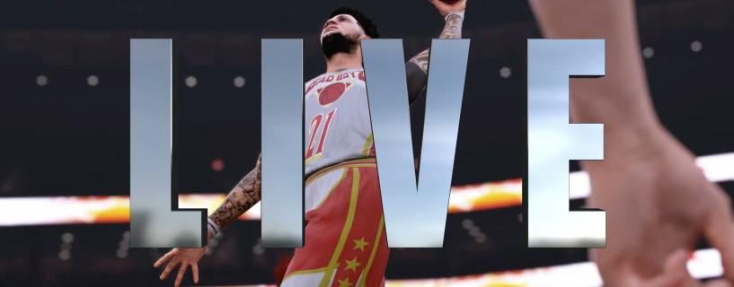 إضافة نمط المشاهدة إلى NBA 2K16 لمتابعة البطولات التنافسية القادمة