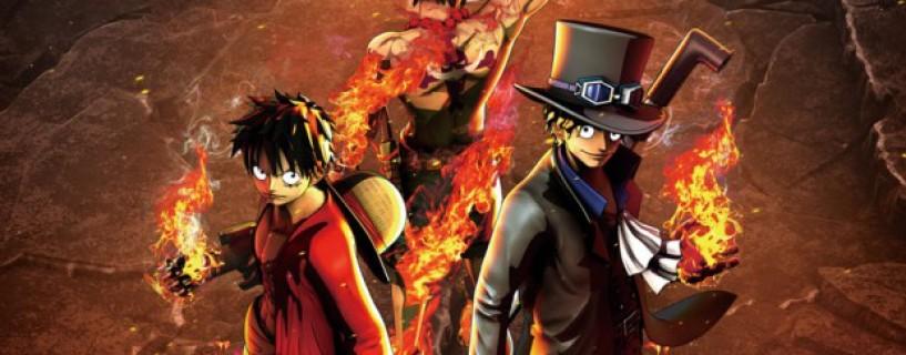 لعبة One Piece: Burning Blood تحتوي على اللغة العربية