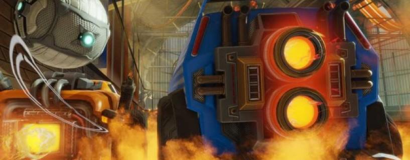 لاعبو الحاسب الشخصي والأكسبوكس جنباً إلى جنب أخيراً مع تحديث Rocket League الجديد
