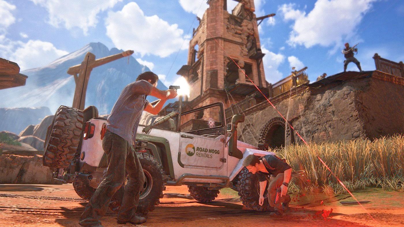Photo of كل التحديثات والمحتويات الإضافية سوف تكون مجانية للعبة Uncharted 4