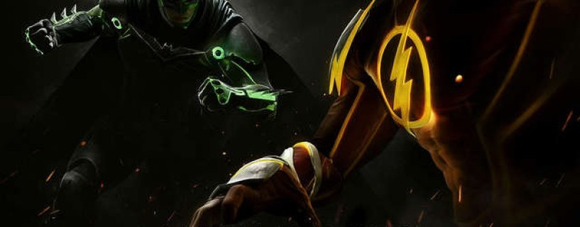 Injustice 2 officially revealed with first trailer