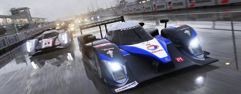 Esports championship announced for Forza 6 and free DLC to all players
