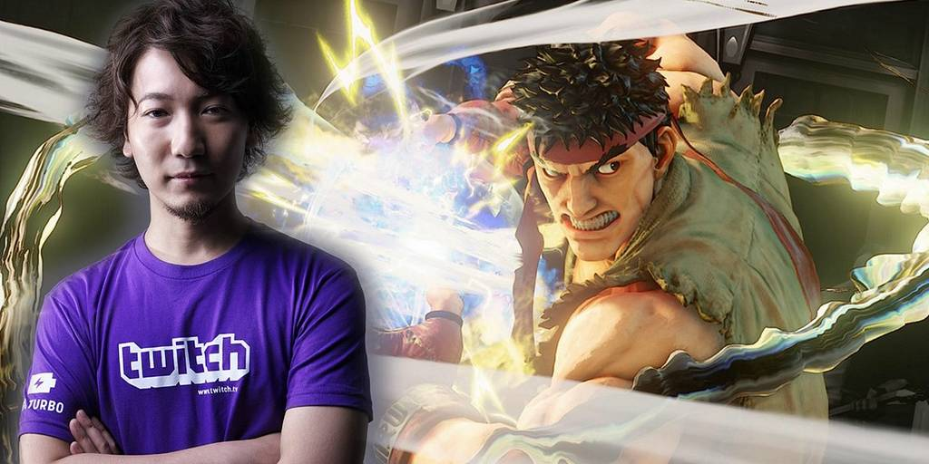 Photo of موقع Twitch يختار لاعب Street Fighter المحترف Daigo كسفيره العالمي الأول