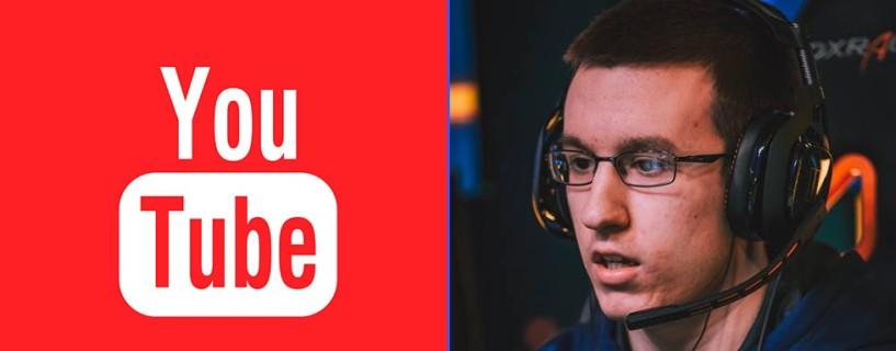 لاعب COD المحترف Aches يفتح قناة خاصة به على يوتيوب