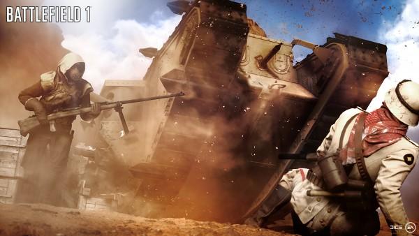 Photo of شركة EA خشيت بأن جمهورها الصغير لم يعلم بوجود حرب عالمية أولى عندما طرحت فكرة Battlefield 1