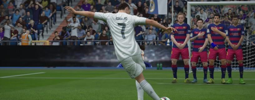 إصدار FIFA 17 سيستخدم محرك Frostbite المتطور الخاص بألعاب Battlefield الجديدة