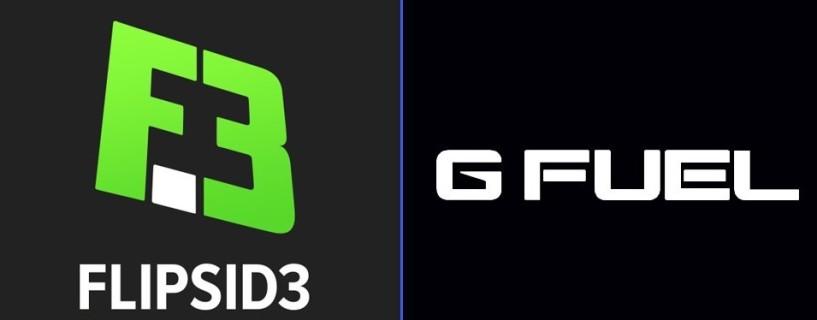 شركة GFUEL تعلن عن رعاية فريق Flipsid3 Tactics