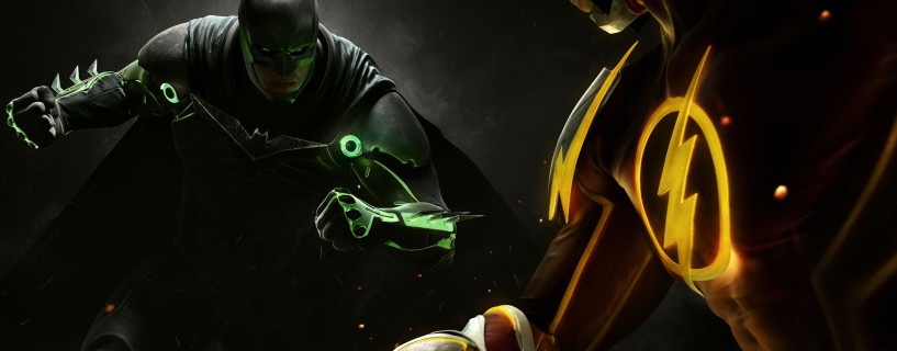 إصدار عرض لأسلوب اللعب في Injustice 2
