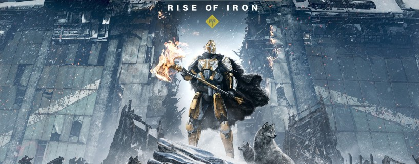 الإعلان رسميا عن إضافة Rise of Iron للعبة Destiny