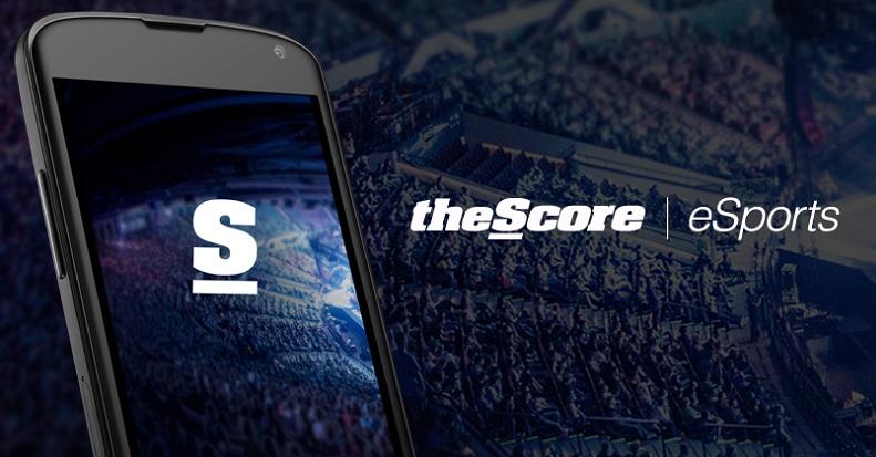 Photo of ميزة نتائج البطولات المباشرة تضاف إلى تطبيق theScore Esports الأشهر