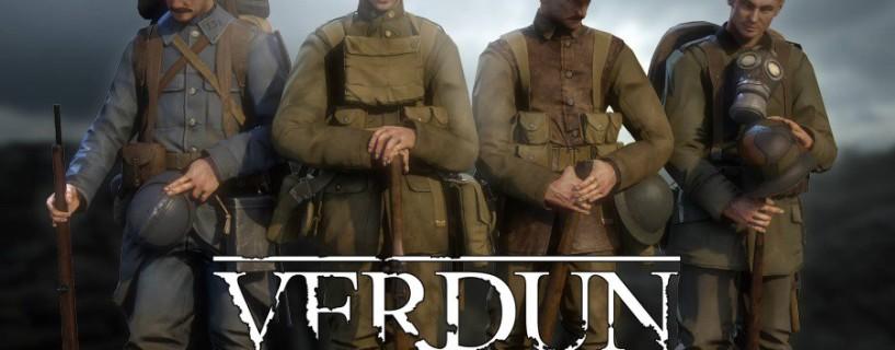 لعبة Verdun قادمة لأجهزة اكسبوكس ون وبلايستيشن 4
