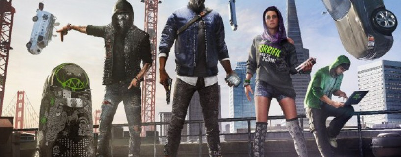 Watch Dogs 2 officially revealed with a new trailer and first info