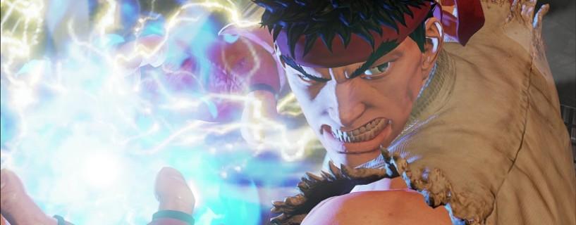 تحطيم أرقام بطولة EVO وإطلاق نمط القصة للعبة Street Fighter V
