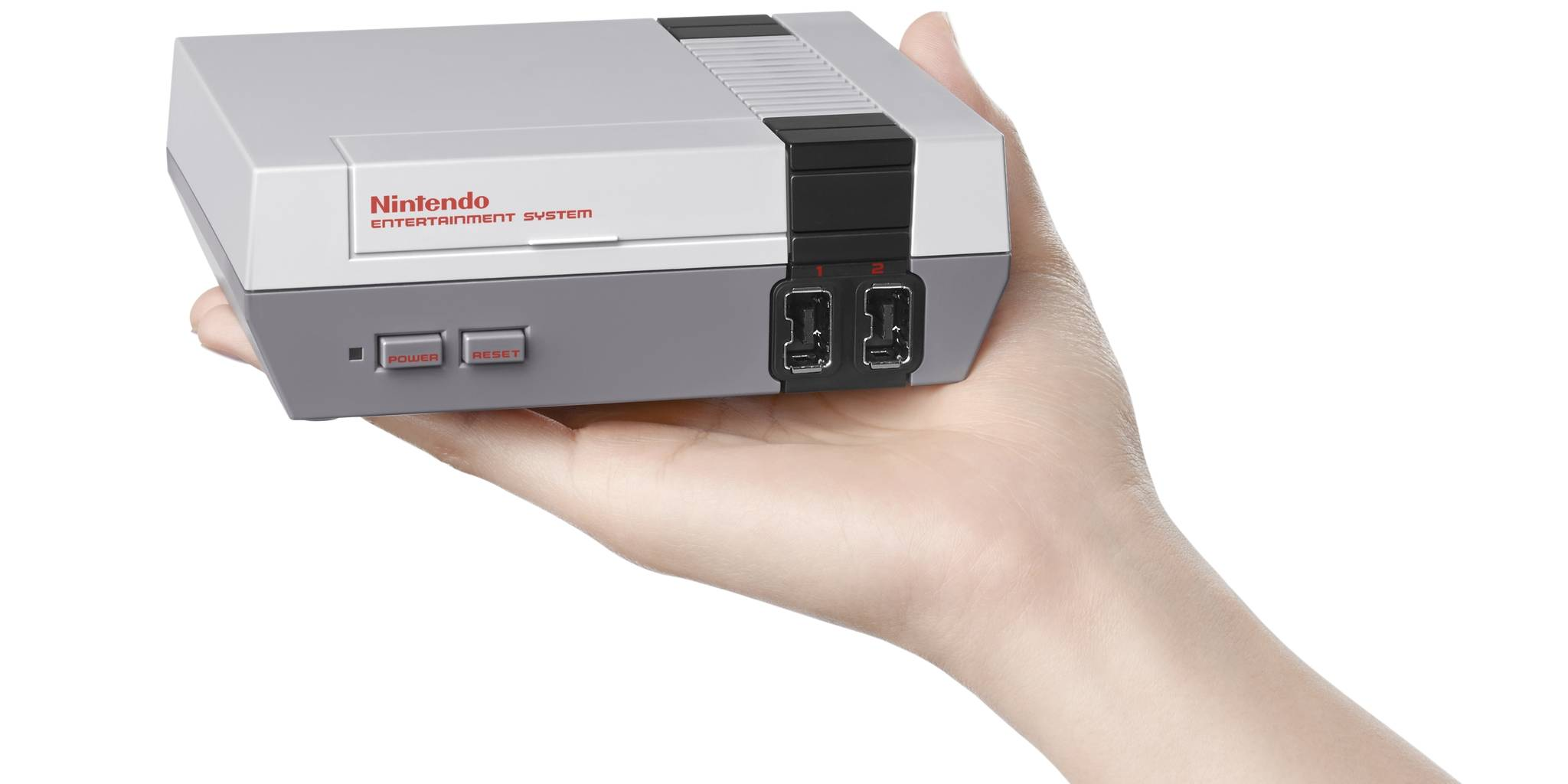 Photo of شركة Nintendo تكشف عن جهاز NES جديد لأول مرة منذ ثلاثين عام