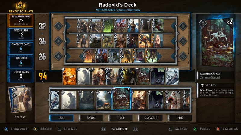 Photo of لعبة البطاقات Gwent: The Witcher قابلة لتجربة في معرض Gamescom 2016