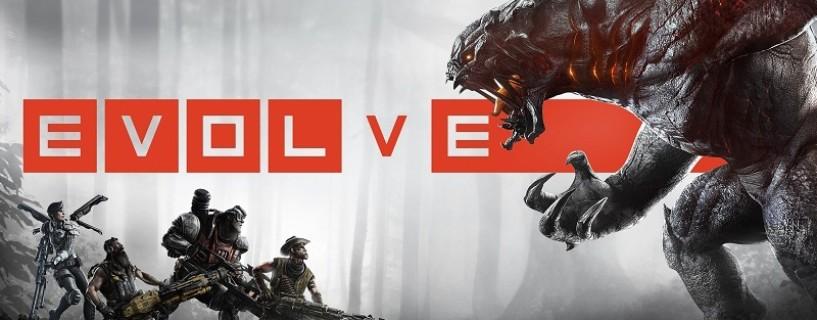 ازدياد عدد لاعبي Evolve بمقدار 25000% بعد تحولها للنمط المجاني
