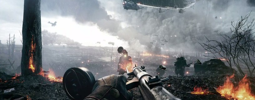 Watch the differences between Battlefield 1's graphical settings