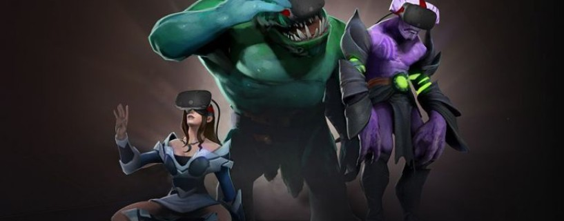 Watch The International 6 from the comfort of your home with Dota VR Theater