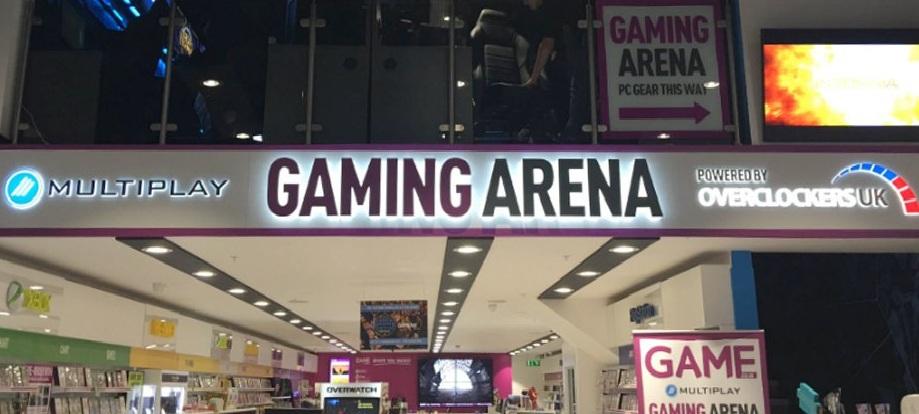 Photo of سلسلة متاجر GAME تفتتح Esports Zone في مانشستر