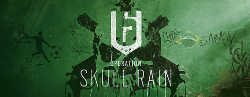 Watch the Rainbow Six: Siege's Skull Rain Launch Trailer