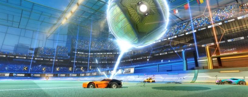 نمط Rumble الجديد قادم مجاناً لجميع مالكي Rocket League