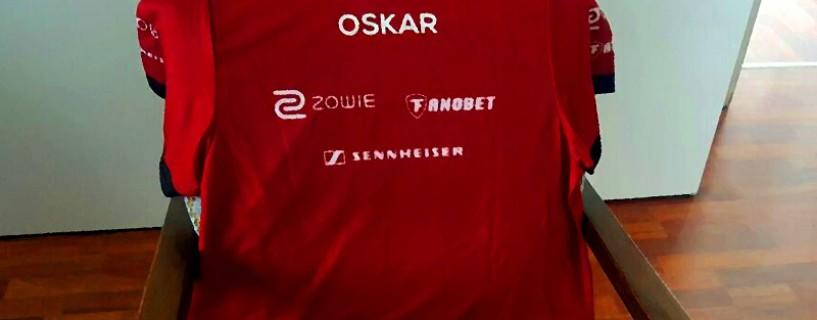 اللاعب المحترف Oskar ينضم لفريق Mousesports