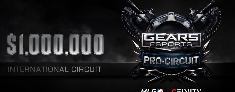 مايكروسوفت تعلن عن أضخم بطولة Gears of War بجائزة مليون دولار